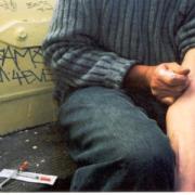 heroin/fentanyl mix