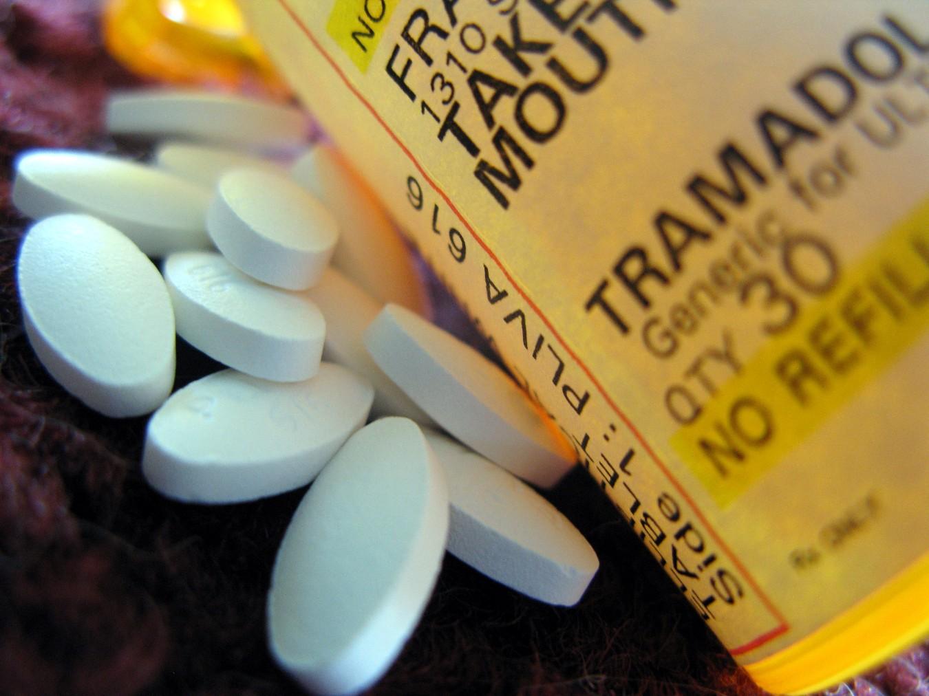 opioid painkiller Tramadol