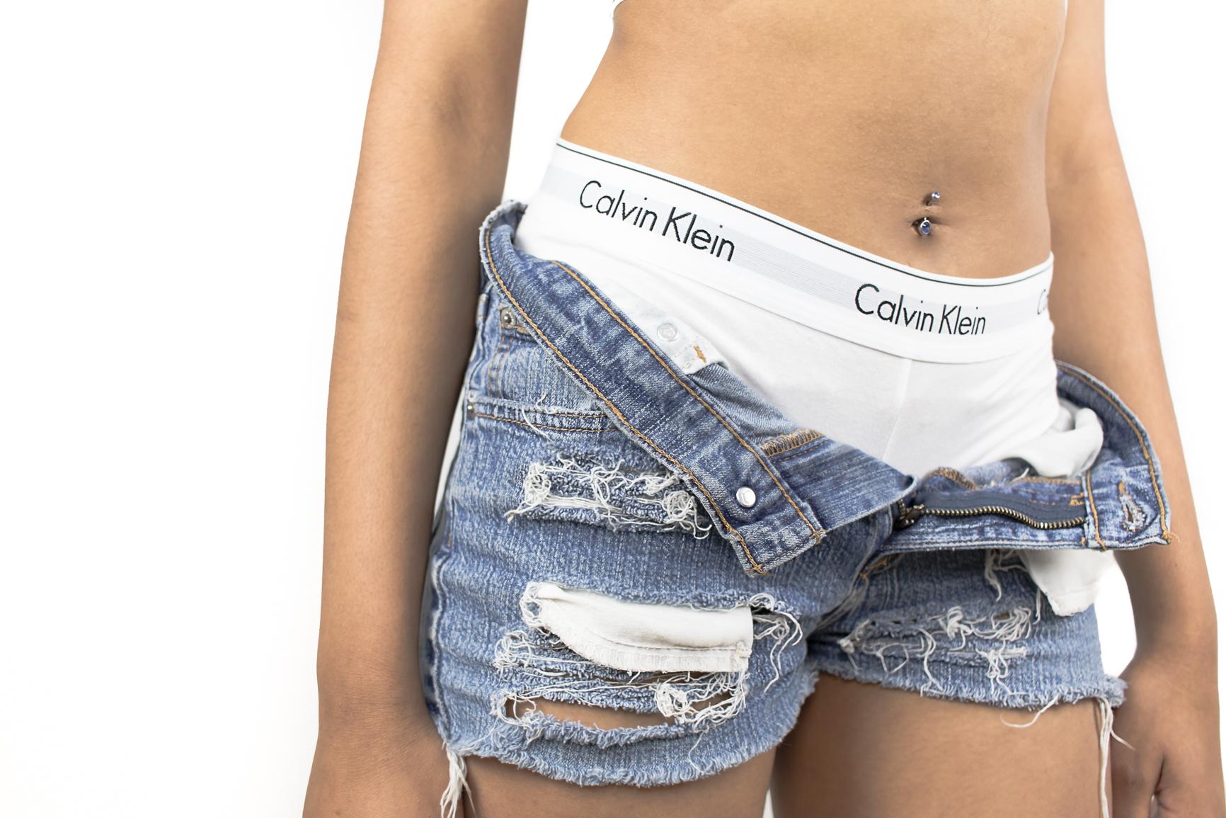 Calvin Klein briefs