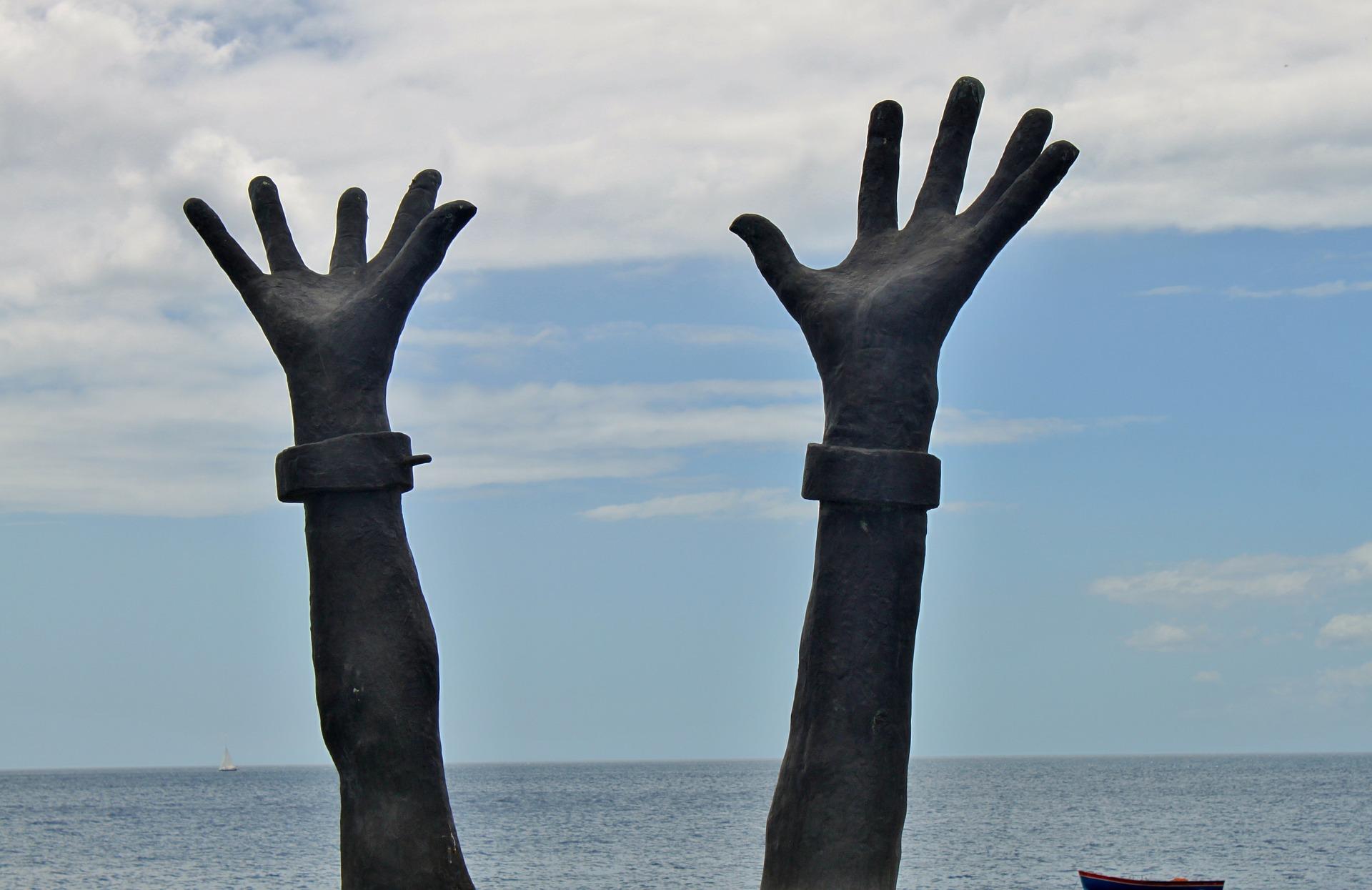 help Jamaica fight human trafficking