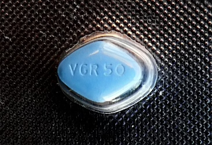 fake Viagra pills