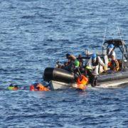 migrants drown off Libyan coast