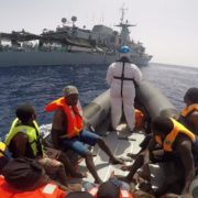 People traffickers switch to Spanish route