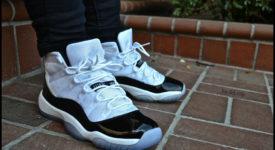 fake Nike Air Jordan sneakers