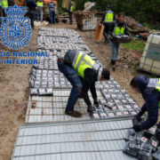 Cocaine seizures doubled in Spain