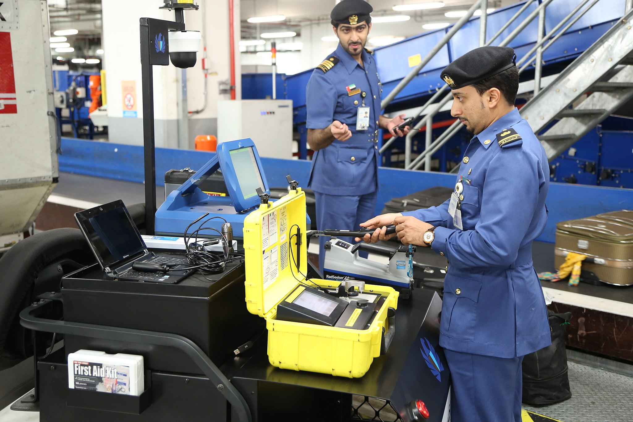 Dubai Customs disrupted 922 smuggling attempts