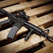 Palestinian firearms dealers