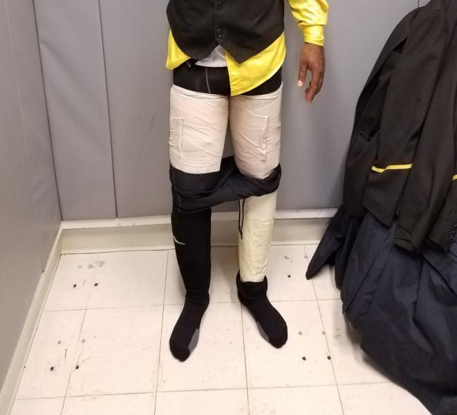 Fly Jamaica flight attendant arrested