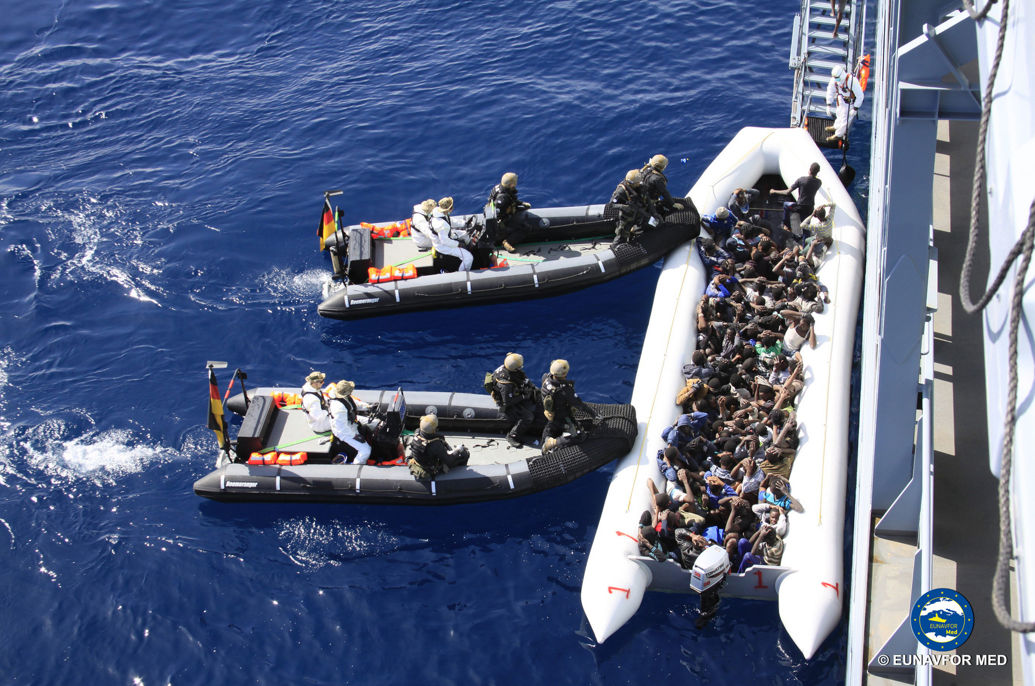 Facebook must prevent people smugglers