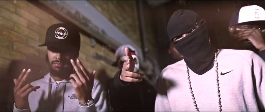 ban 'drill' rap videos