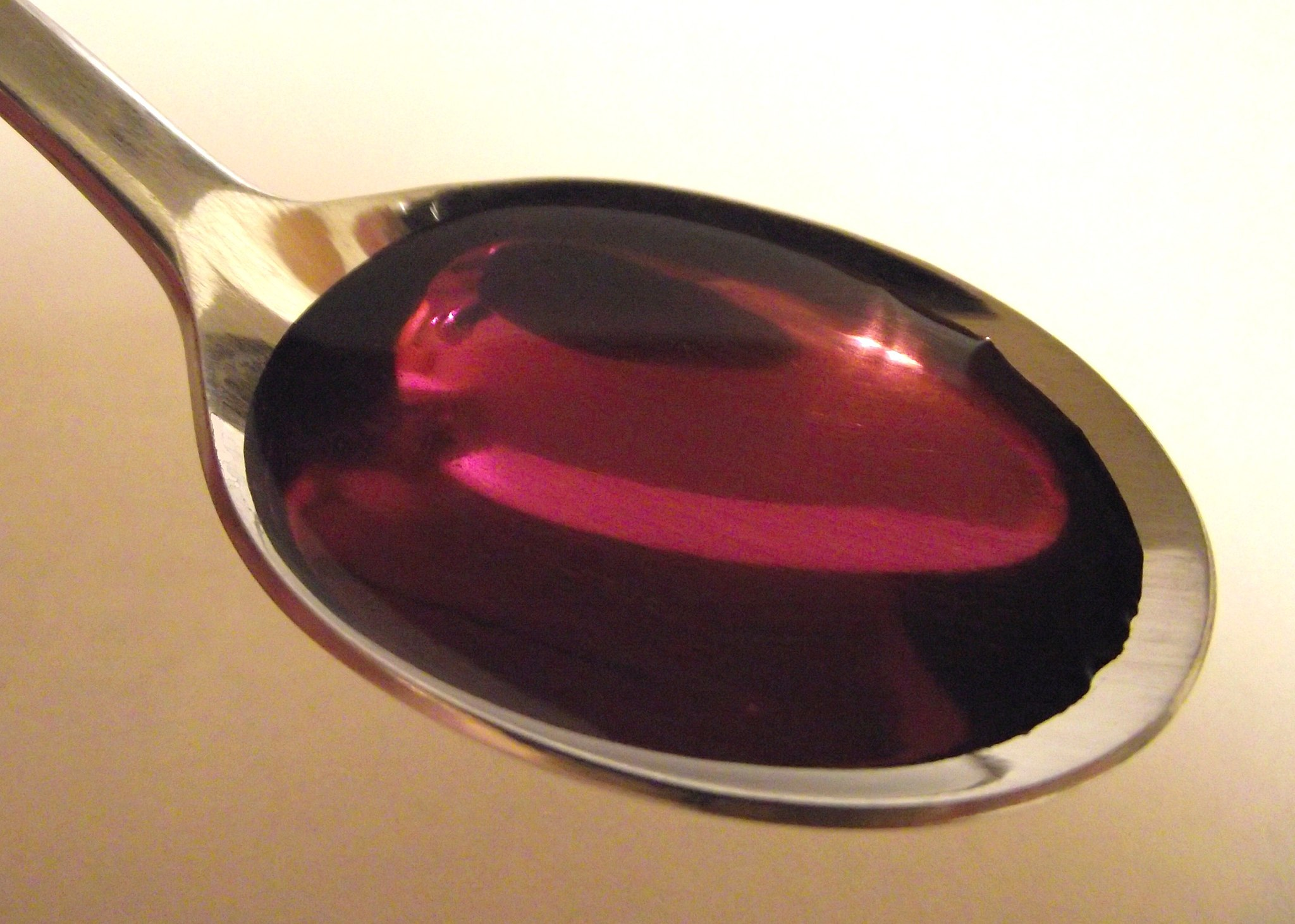 codeine-based cough syrup