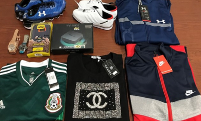 counterfeit goods rise to account for 3.3% of all global trade