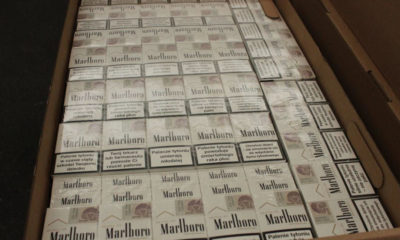multi-million dollar cigarette smuggling operation