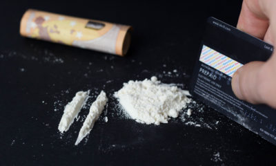 cocaine strength and availability increasing across Europe