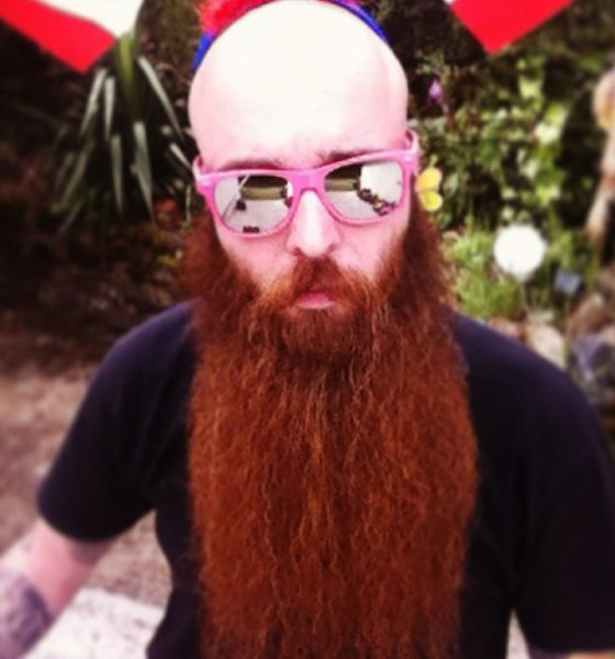 hirsute French hipster
