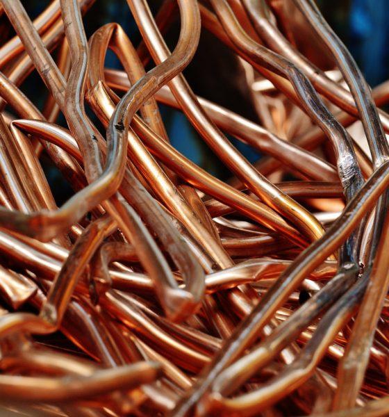 organised metal thieves