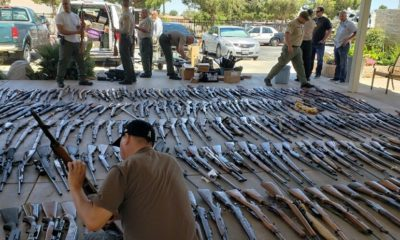 553 illegally-owned guns