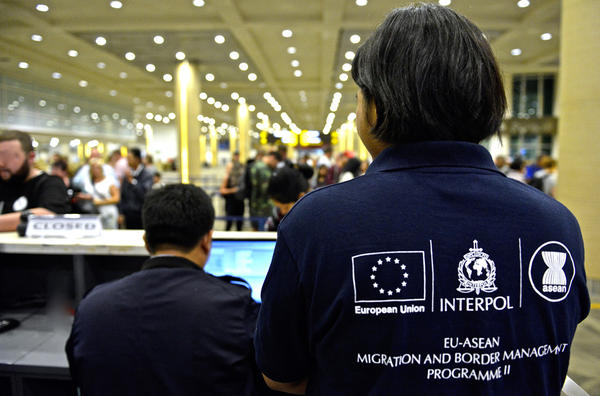 Interpol-backed border operation