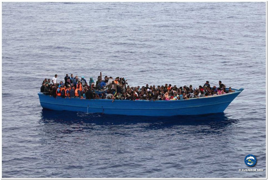 migrant smugglers are using Facebook