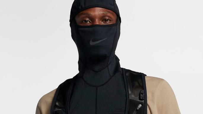 Nike's 'menacing' balaclava attracts criticism
