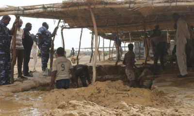 Sudanese officials save nearly 100 trafficking victims
