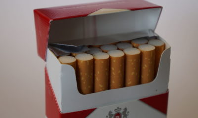 1.8 million smuggled cigarettes