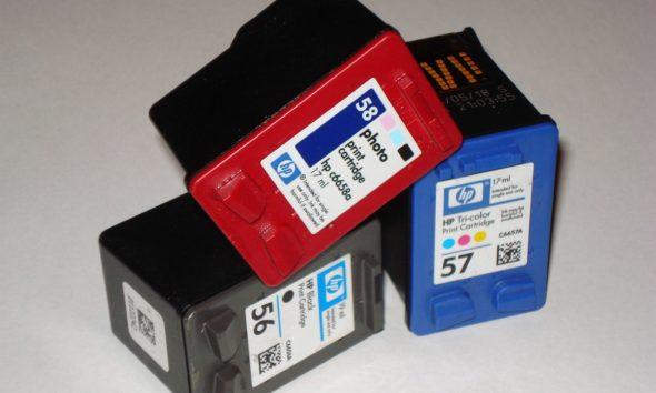 counterfeit printer cartridges