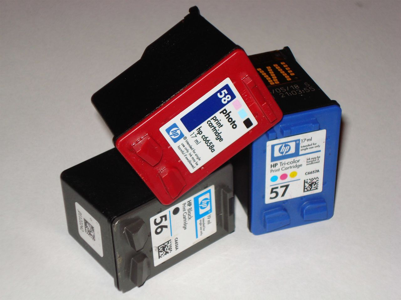 counterfeit printer cartridges