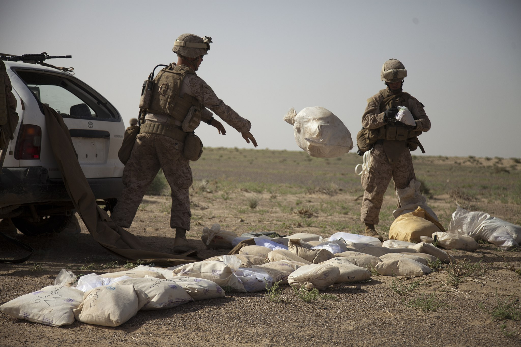new drug trafficking trends in Central and West Africa