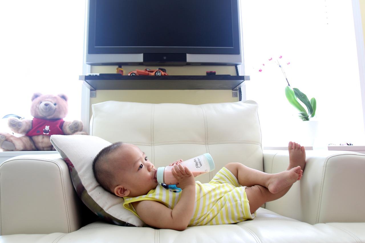 stolen baby milk