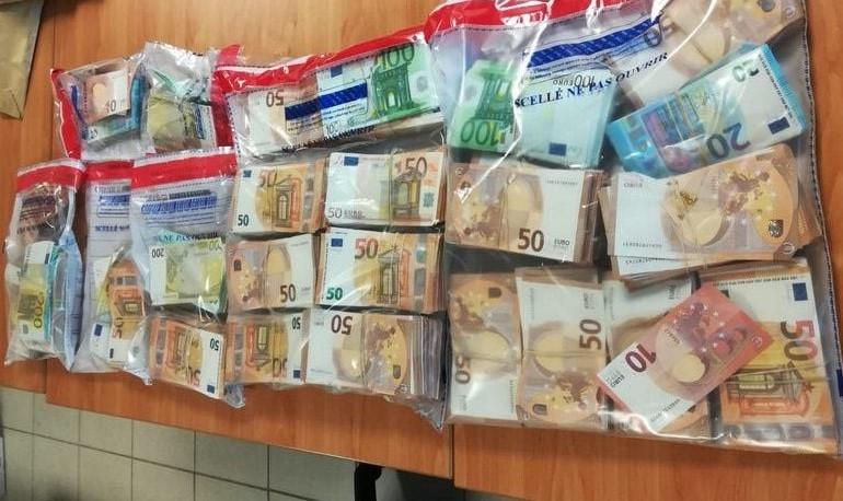 multi-million gold money laundering network
