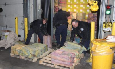 cocaine estimated to be worth $77 million