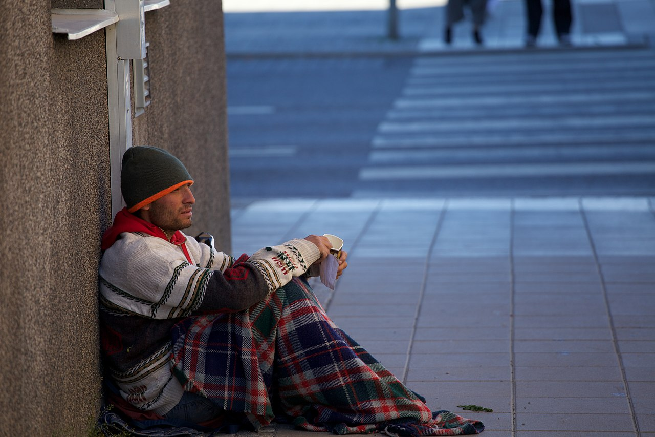 banning begging will help human trafficking gang victims