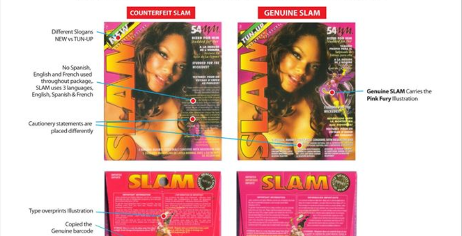 counterfeit prophylactics for sale in Trinidad and Tobago