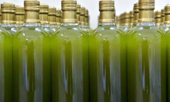 fake extra virgin olive oil