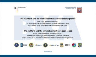 Europol confirms shutdown of Wall Street Market