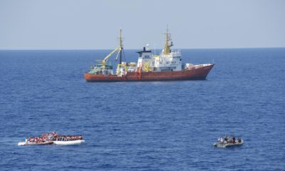 Italian authorities to fine NGO rescue boats