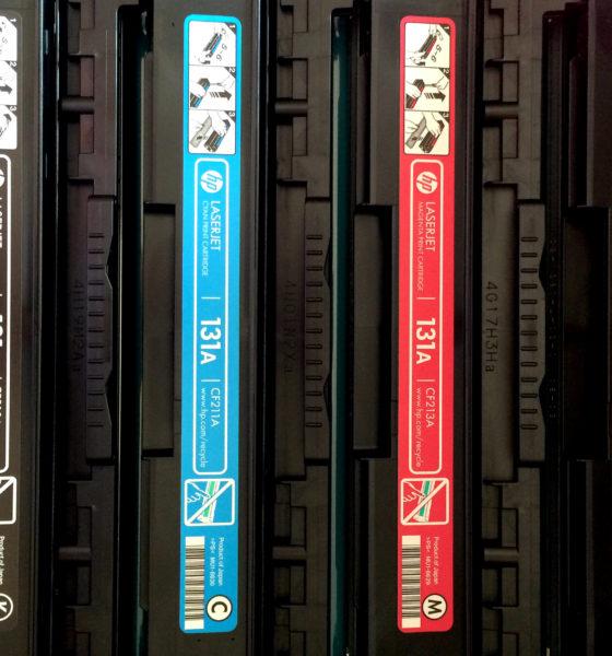 Hewlett Packard seizes counterfeit products