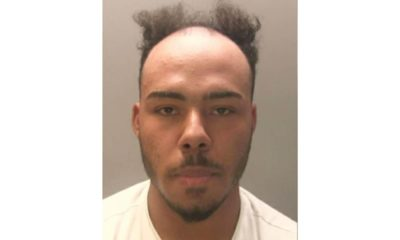 mock drug dealer's receding hairline