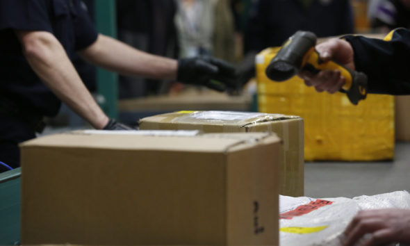 EU customs authorities saw fake good seizures soar