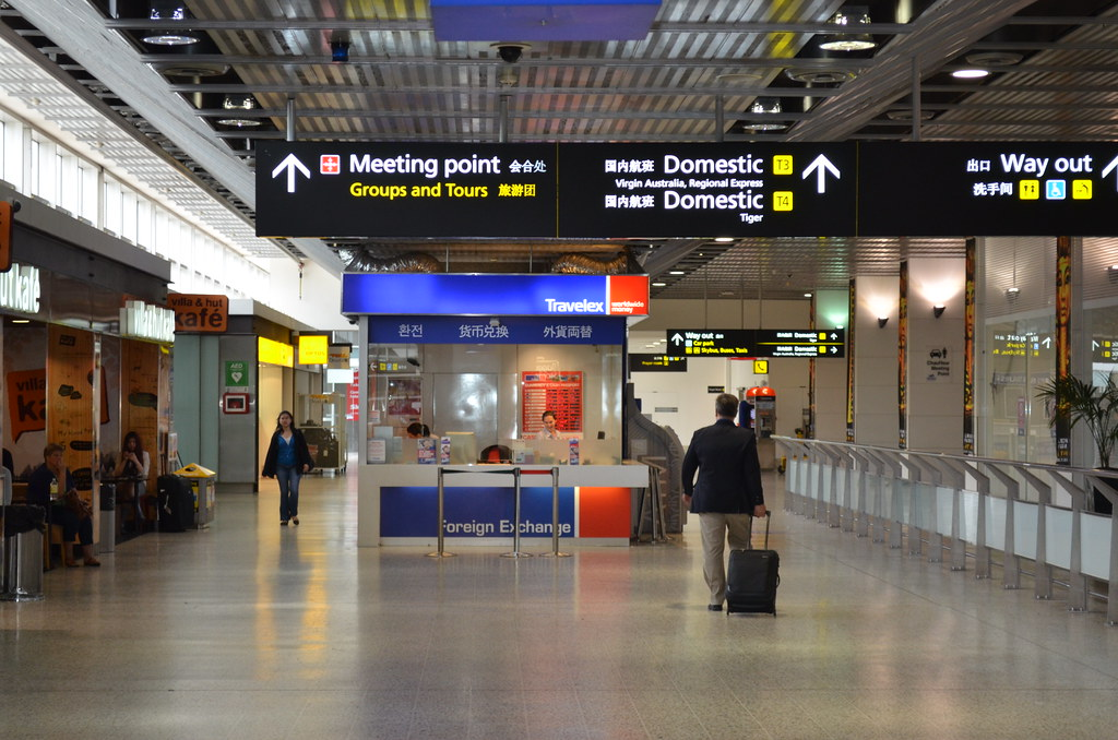 Bungling Australian airport worker who asked Google how to