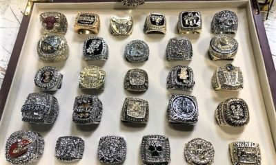 LAX customs officers seize bogus NBA rings