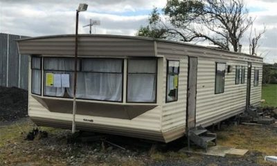 static caravan linked to prostitution and human trafficking