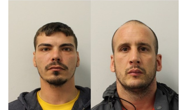 Eastern European men jailed for 20 years in UK