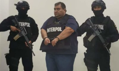 police in Bolivia arrest Lima Lobo family drugs clan boss