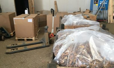 dismantling of tobacco smuggling operation