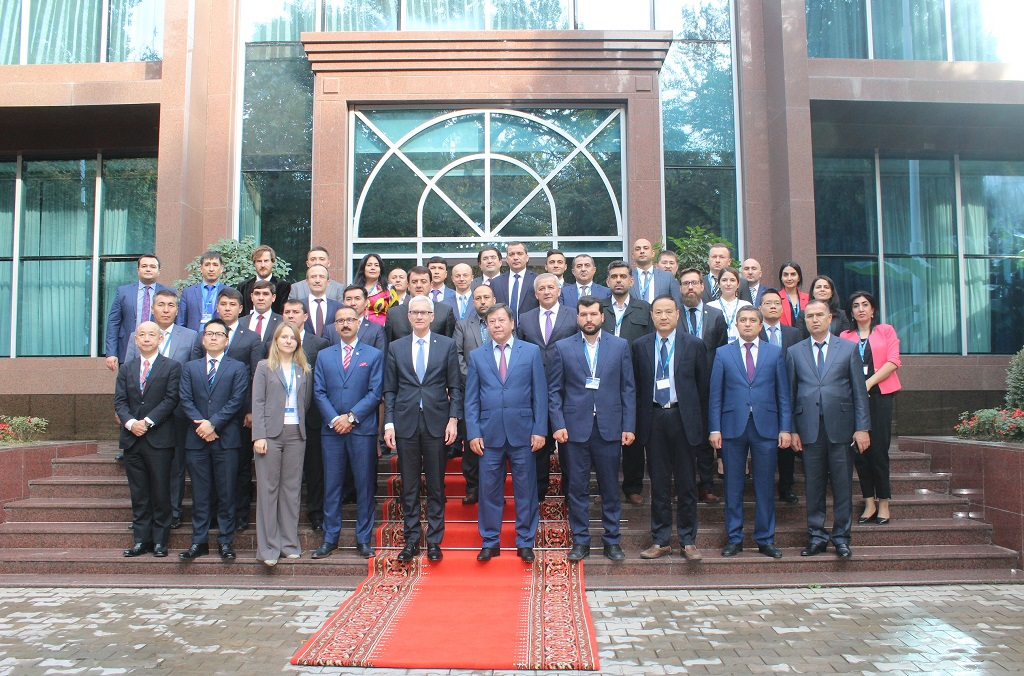 terrorism experts gather in Dushanbe