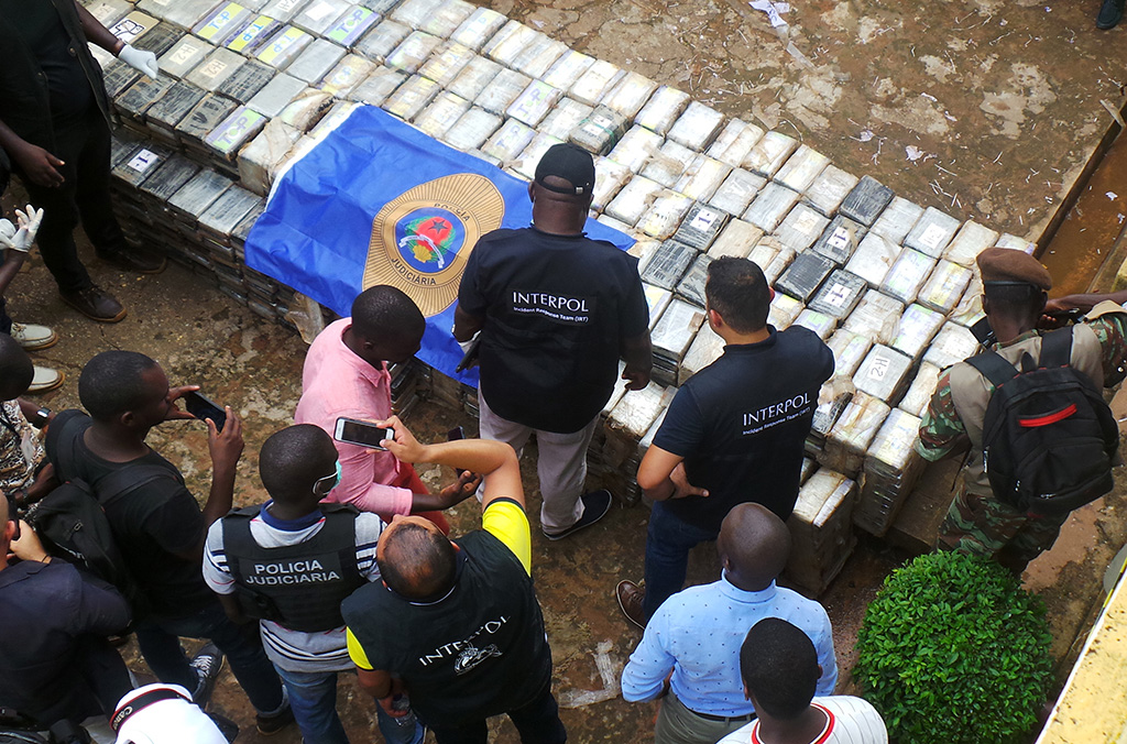 1.8-tonne cocaine shipment cements Guinea Bissau's reputation