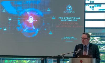 Interpol identifies major international cryptojacking campaign