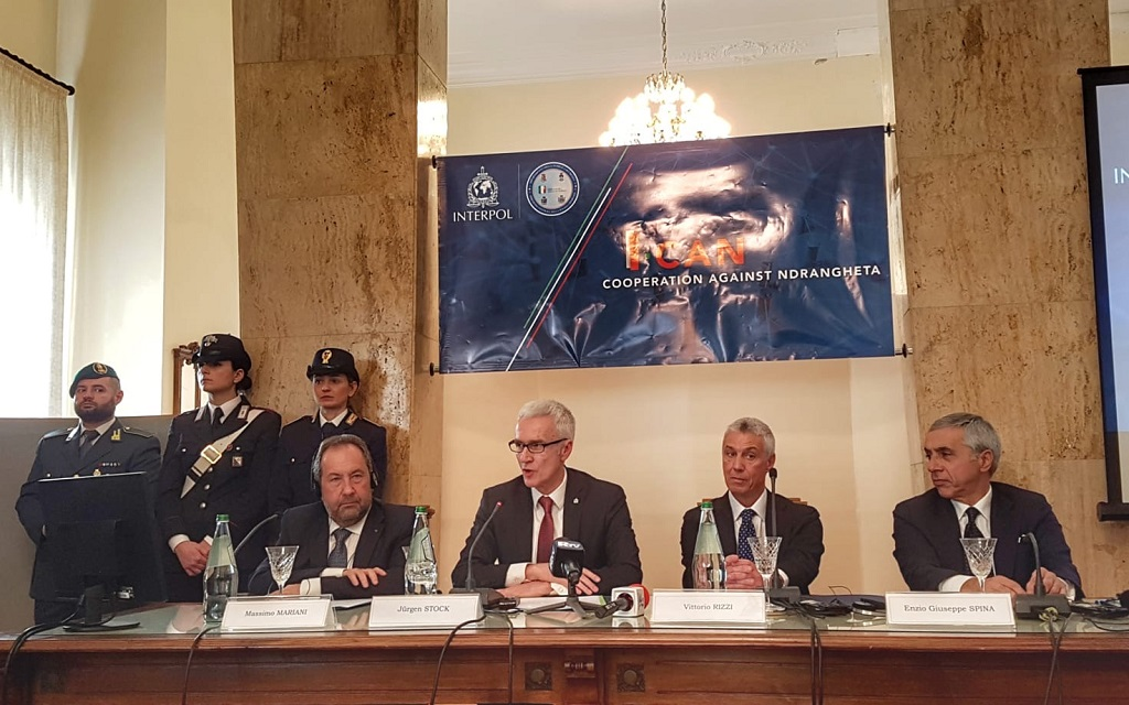crackdown on 'Ndrangheta